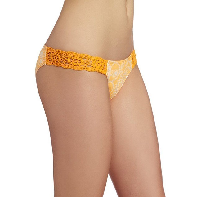O'Neill Juniors Henna Crochet Pant, Citrus, Sz: X-Large