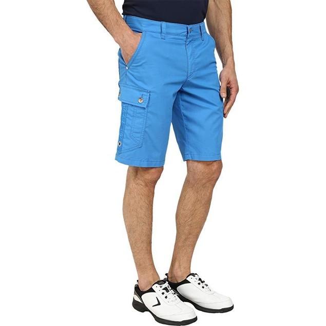 Bogner Men's diogo-G Shorts Ocean Blue Shorts