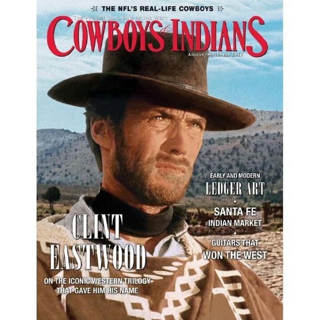Cowboys & Indians Magazine Subscription