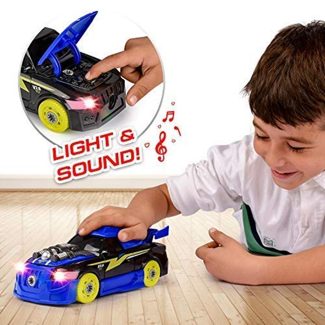Take Apart Stem Car Robot Toy – 26 Pieces with a Drill & a Screwdriver