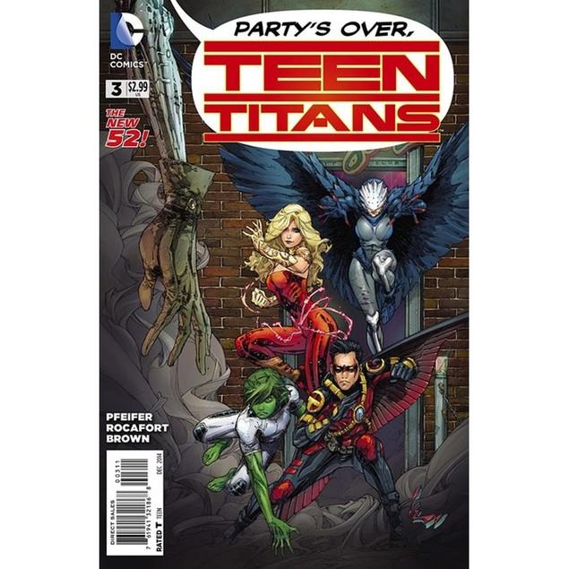 Teen Titans Magazine Subscription
