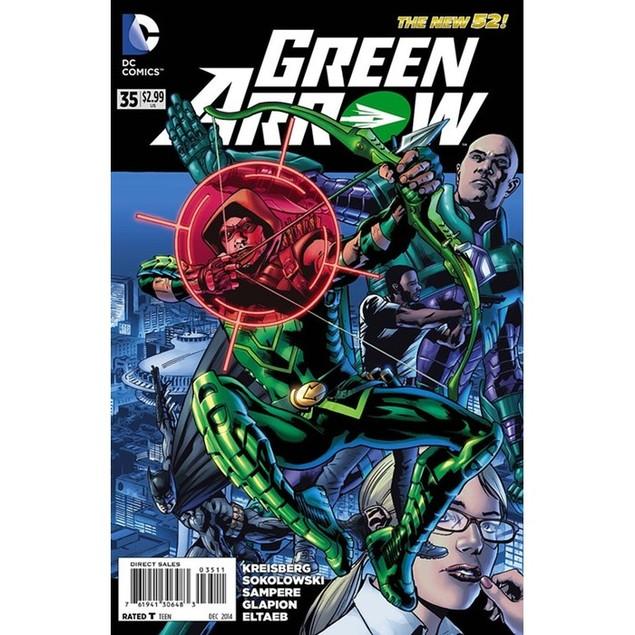 Green Arrow Magazine Subscription