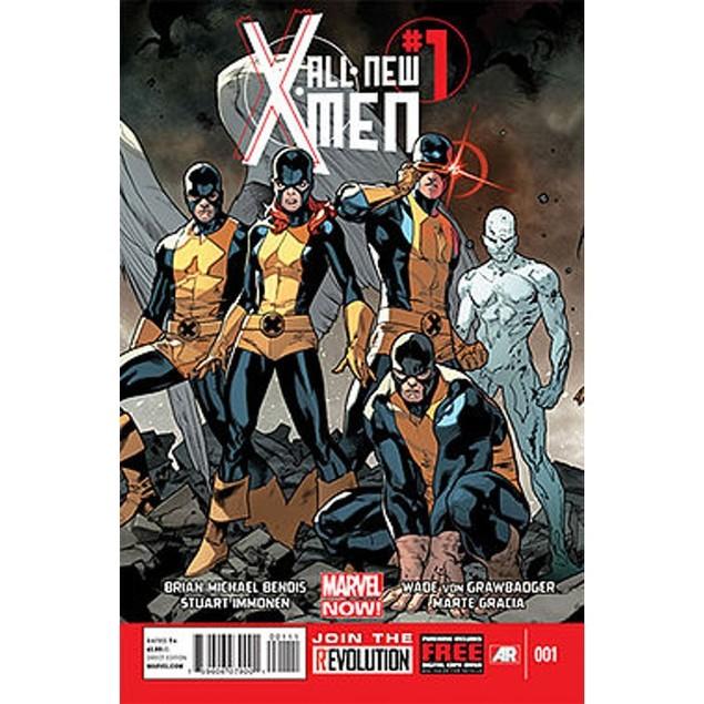 All New X-Men Magazine Subscription