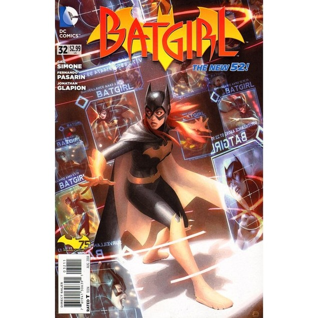 Batgirl Magazine Subscription