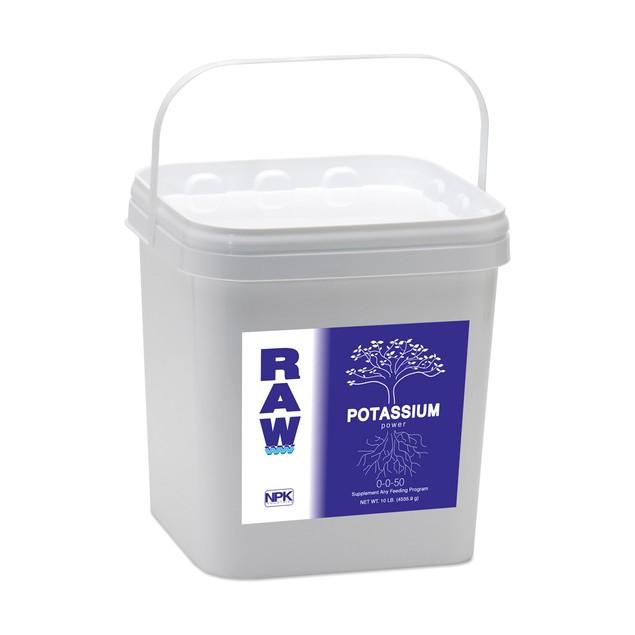 RAW Potassium, 10 lbs