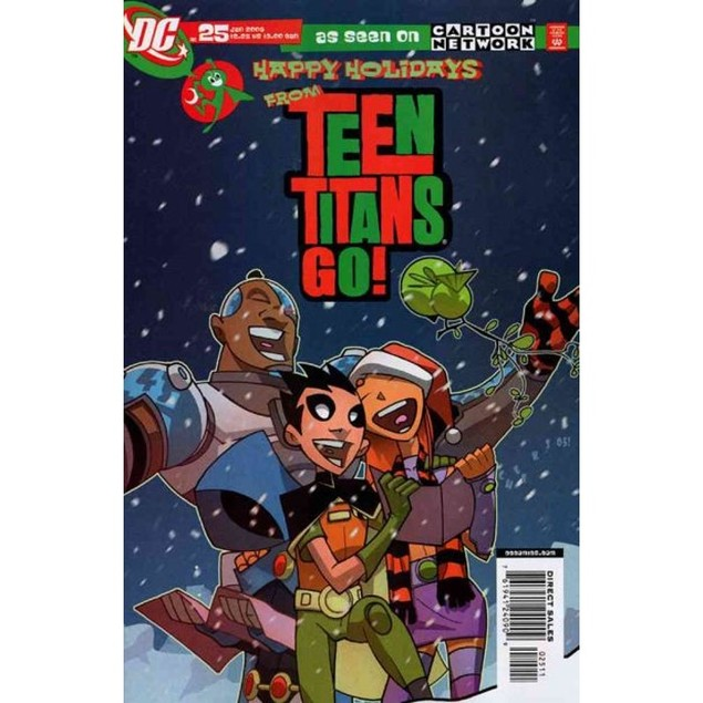 Teen Titans Go! Magazine Subscription