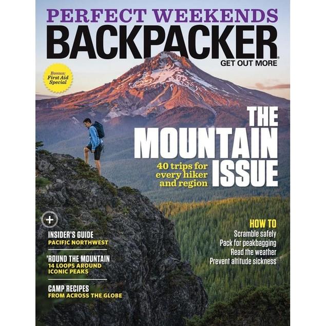 Backpacker Magazine Subscription