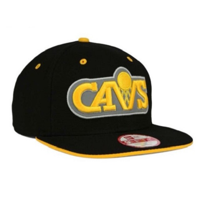 "Cleveland Cavaliers NBA New Era 9Fifty ""Re Flipper"" Snapback Hat"