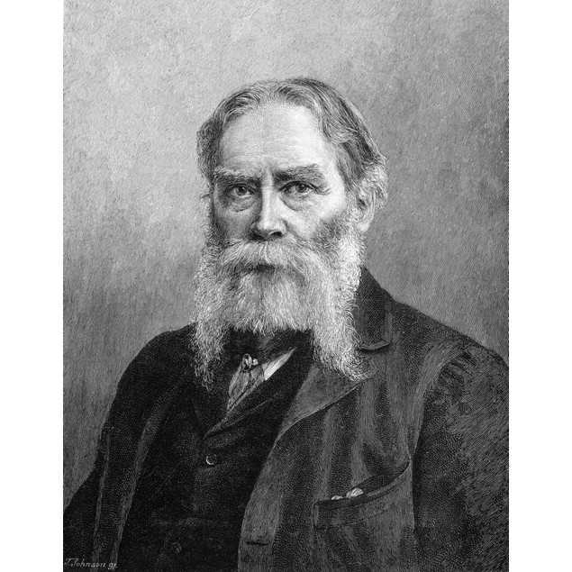 James Russell Lowell /N(1819-1891). American Writer And Diplomat. Wood Engr