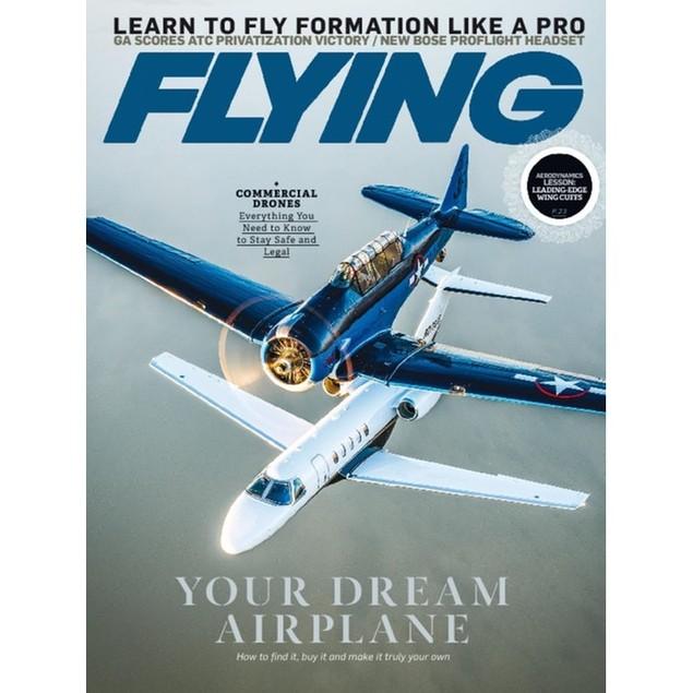 Flying Magazine Subscription