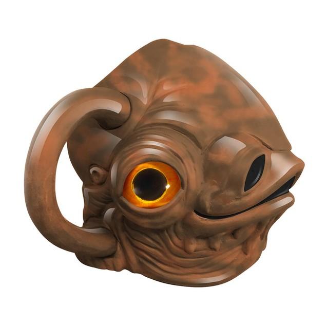 Star Wars Admiral Ackbar 20 oz. Sculpted Ceramic Mug