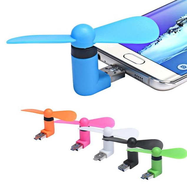 Portable Super Mute USB Cooler Cooling Mini Fan For Android Phone PC