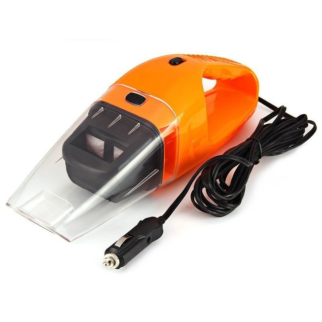 Handheld Car Vacuum Cleaner Portable Wet/Dry 12V