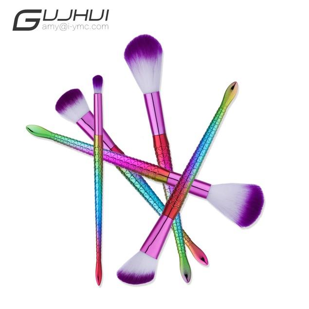 5PCS  Make Up Foundation  Blush Cosmetic Concealer Brushes 43