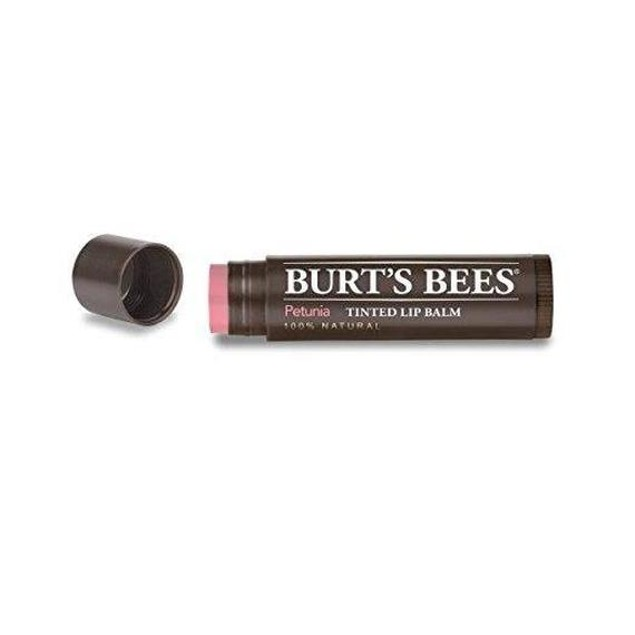 6-Pack Burt's Bees Tinted Lip Balm, 0.15 Ounce