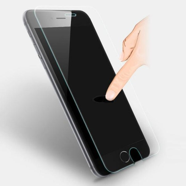 Full Coverage Tempered Glass Film Protector For iPhone 7 Plus 5.5 inch