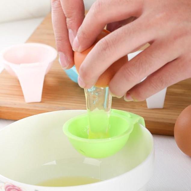 Convenient Egg Yolk White Separator