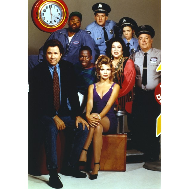 John Larroquette Group Picture Poster
