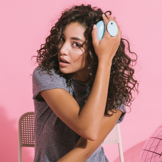 Vanity Planet Groove Rejuvenating Scalp Massager