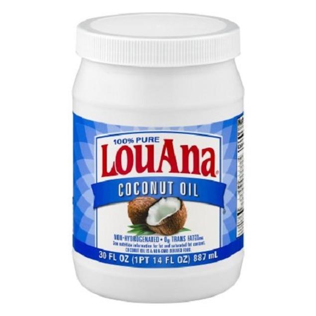 LouAna All Natural Pure Coconut Oil Lou Ana