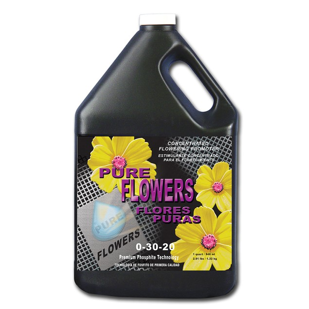 Pure Flowers 0-30-20, 1 gal