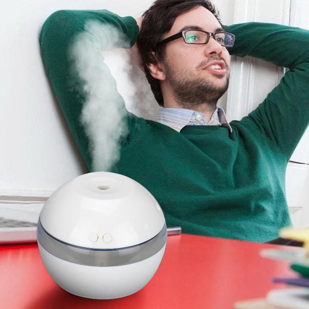 Spray Water Diffuser Ultrasonic Moisturizing Air Humidifier