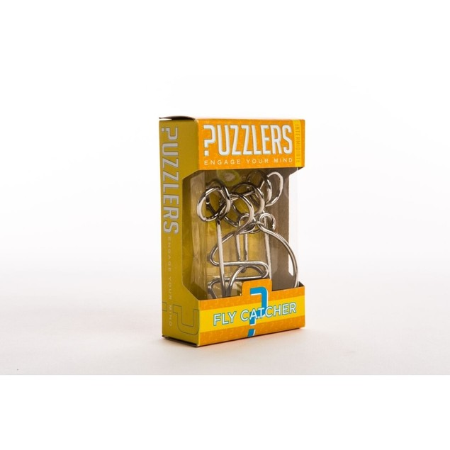 Puzzlers Fly Catcher, More Games by Go! Games
