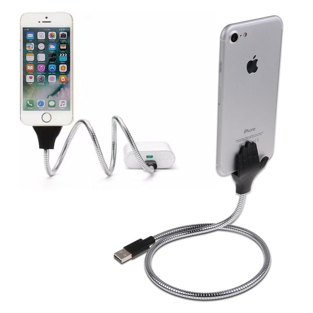Handstand Charger for iPhone