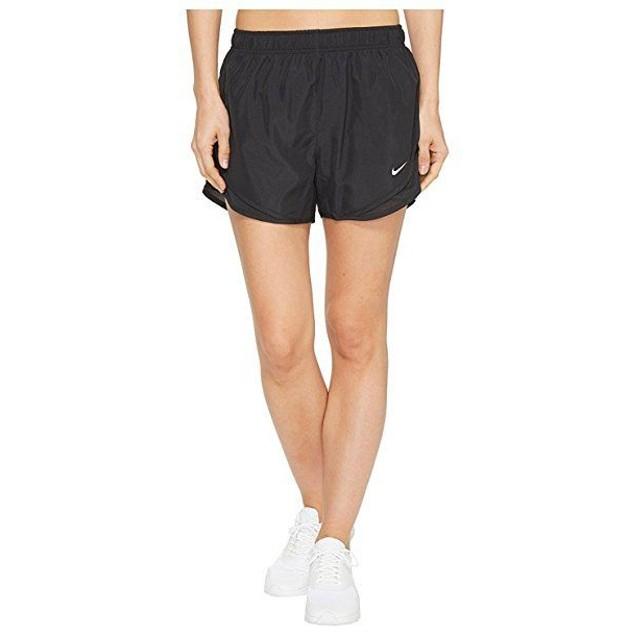 Nike Women's Dry Tempo Running Short Black SZ: S