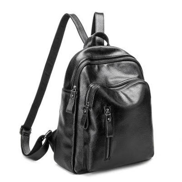 Multi Zipper Backpack