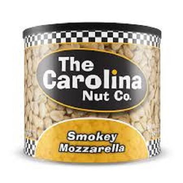 Carolina Nut Co. Smokey Mozzarella Peanuts