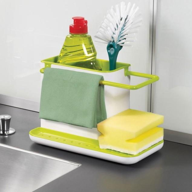 3-in-1 Kitchen Storage Rack for Utensils
