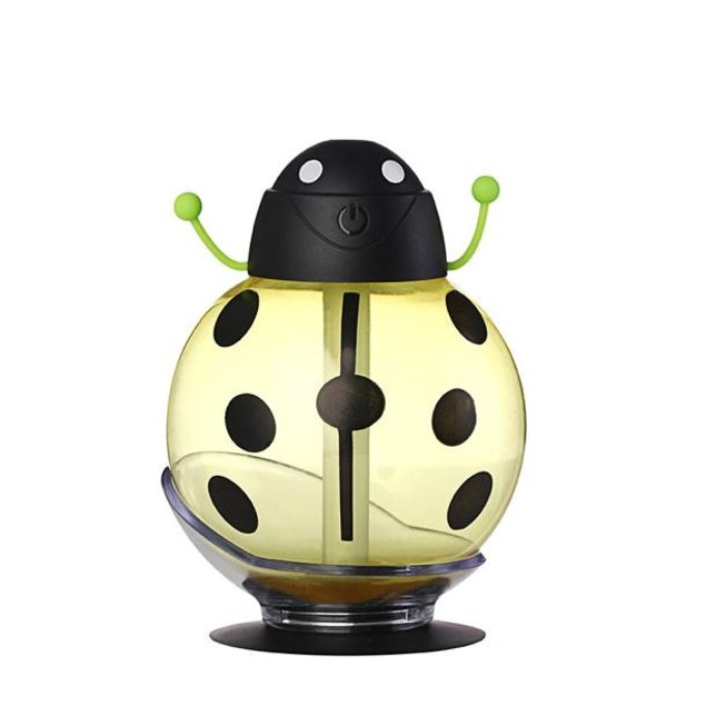 1pc Beatles Aroma LED Humidifier Air Diffuser Purifier Atomizer Home