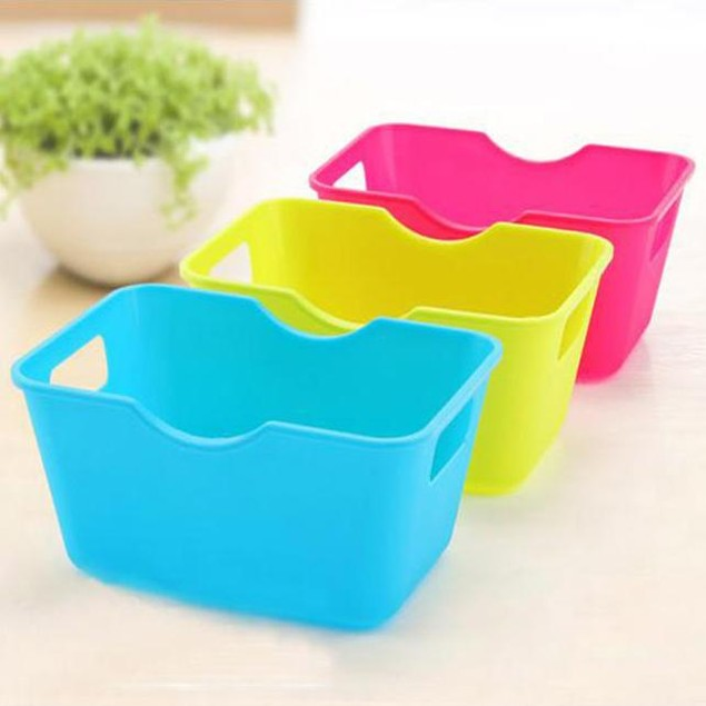 Plastic Storage Boxes