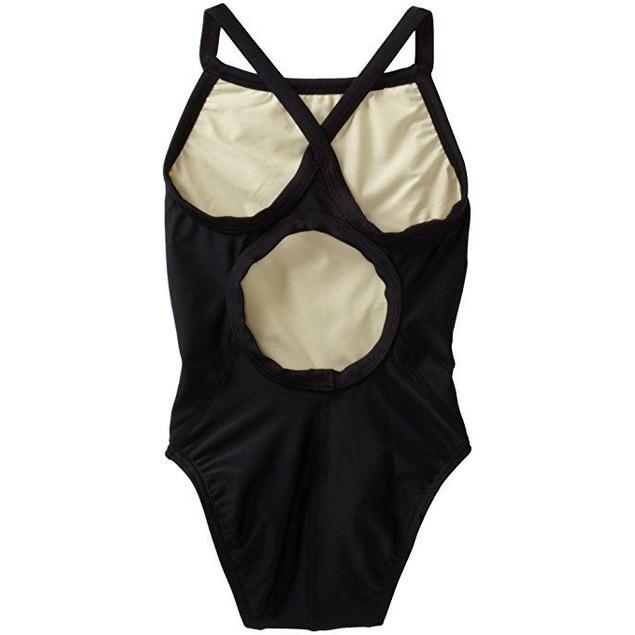 TYR Sport Girls' Solid Diamondback Swim Suit Sz  26