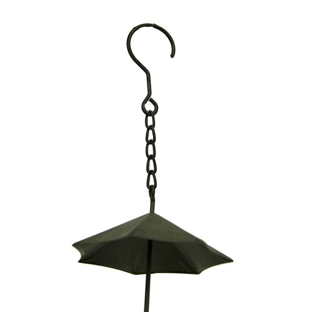 Copper Finish Metal Umbrellas Rain Chain Rain Chains