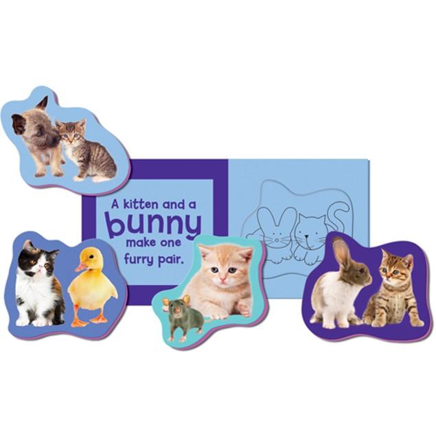 Kittens (Soft Shapes) Book, Kids Books by Innovative Kids