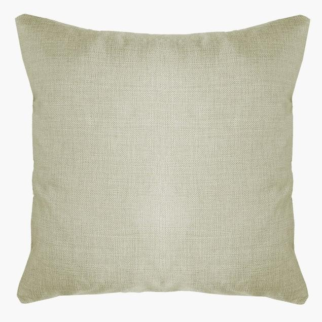 HOT!!! 45cm*45cm Christmas Linen Square Throw Flax Cushion Pillow Cover