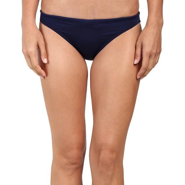 NWT TYR Lula Bikini Bottom Women's Solid Navy SIZE MEDIUM (8)