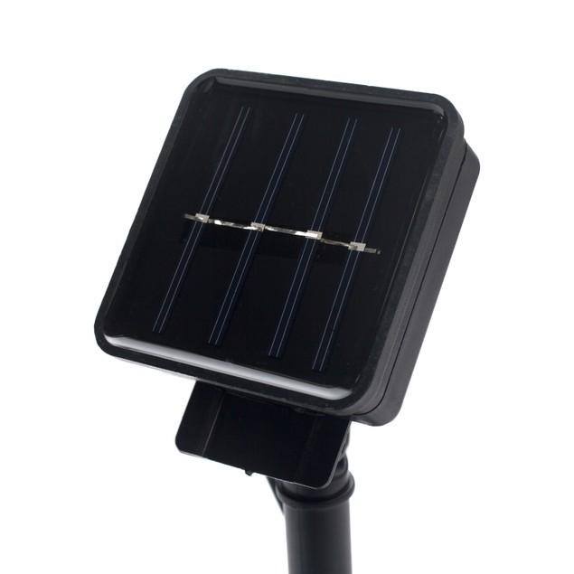 Liger Solar LED String Ball Lights for Outdoor Home Decorations