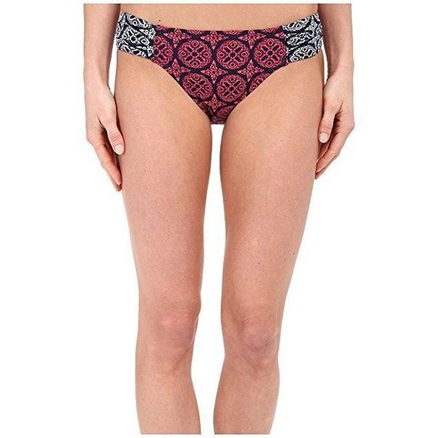 Tommy Bahama Womens Printed Side Tab Bikini Bottom Sz xs