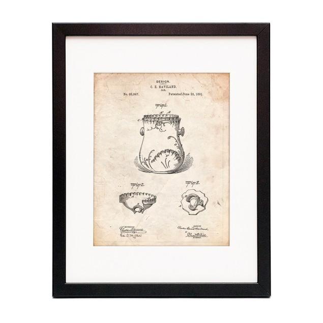 Kitchen Jar Pitcher Poster