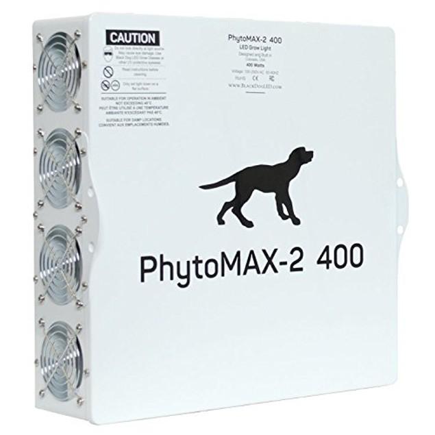 Black Dog LED PhytoMAX-2 400 | High Yield Full Spectrum Indoor Grow Light