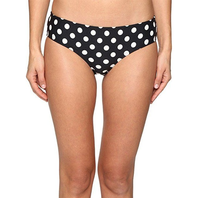 Kate Spade New York Women's Polka Dot Hipster Bikini Bottom Sz: XS