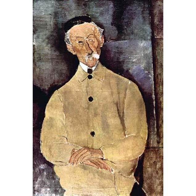 Portrait of Monsieur Lepoutre Poster