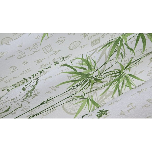 Bamboo Calico Finished Product Cloth Window Screens Curtain