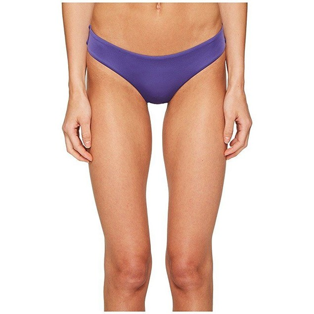 onia Women's Lily Deep Royal Swimsuit Bottoms SZ M