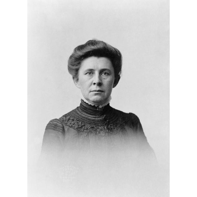 Ida M. Tarbell (1857-1944). /Namerican Journalist. Photograph, C1904. Poste