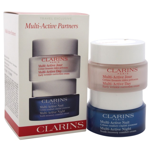 Multi-Active Partners Kit Clarins 2pc