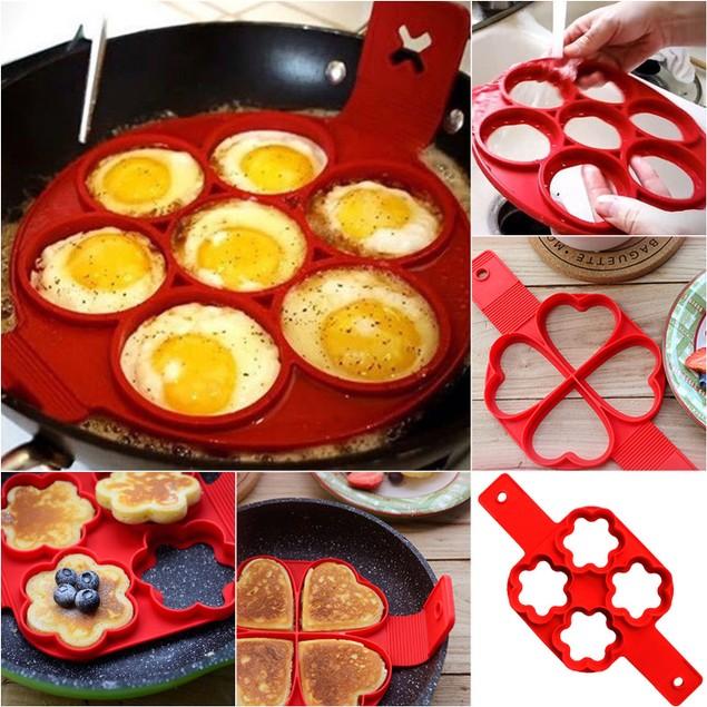 Porous Pancake Rings Maker